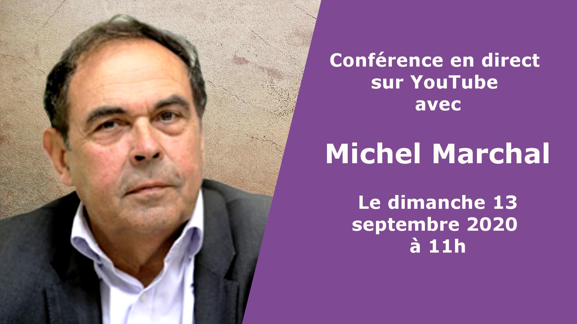 Conférence de Michel Marchal